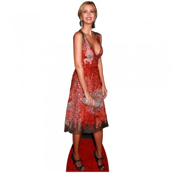 Ivanka Trump Dress Cardboard Cutout - $0.00