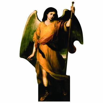 Archangel Raphael Cardboard Cutout