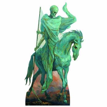 Four Horsemen Pale Death Cardboard Cutout - $0.00