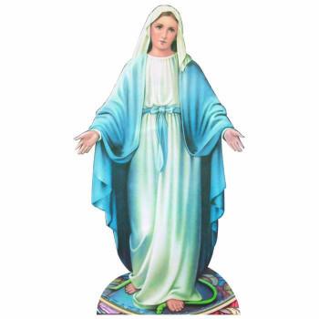 Virgin Mary Cardboard Cutout - $0.00