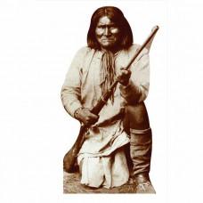 Geronimo Kneeling