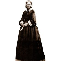 Florence Nightingale Cardboard Cutout - $0.00