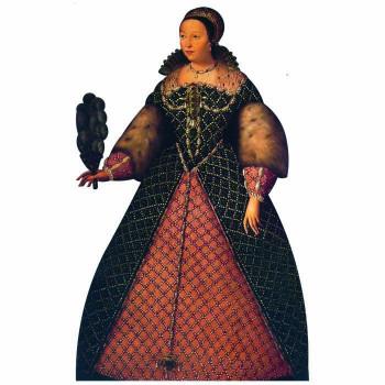 Catherine de Medici Cardboard Cutout - $0.00