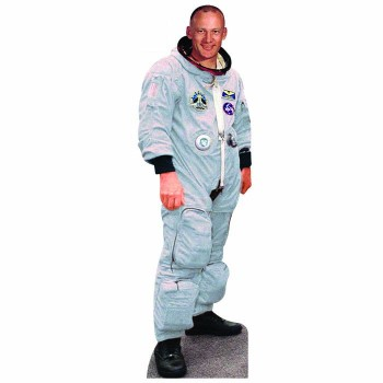 Astronaut Without Helmet Cardboard Cutout - $0.00