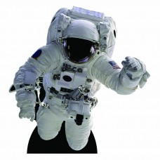 Astronaut Floating