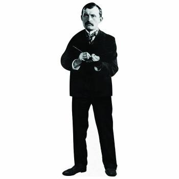 Painter Edvard Munch Cardboard Cutout - $0.00