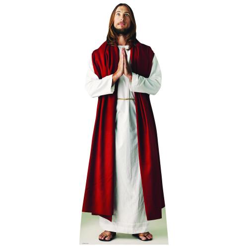 Jesus Cardboard Cutout