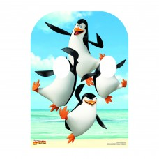 Madagascar Penguin Stand In
