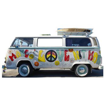 Hippie Van Cardboard Cutout - $44.95