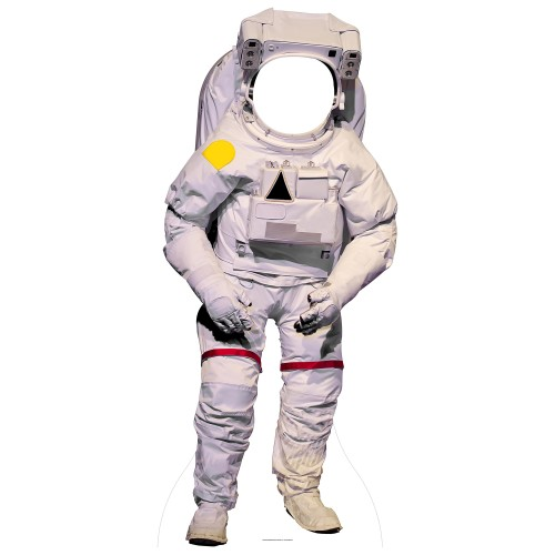 Astronaut Standin Cardboard Cutout