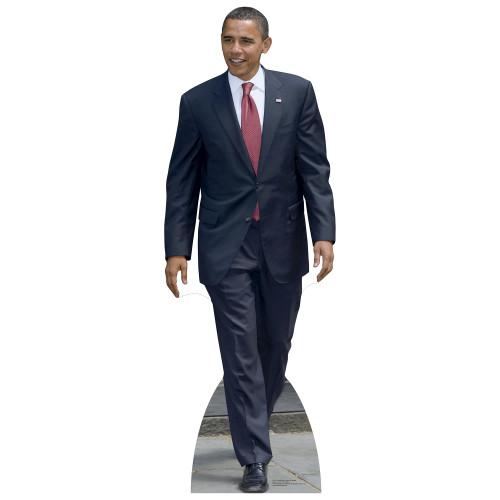 President Obama Cardboard Cutout