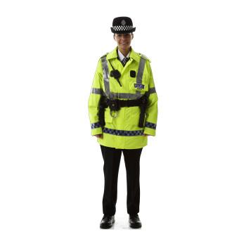 Police Woman Cardboard Cutout - $44.95